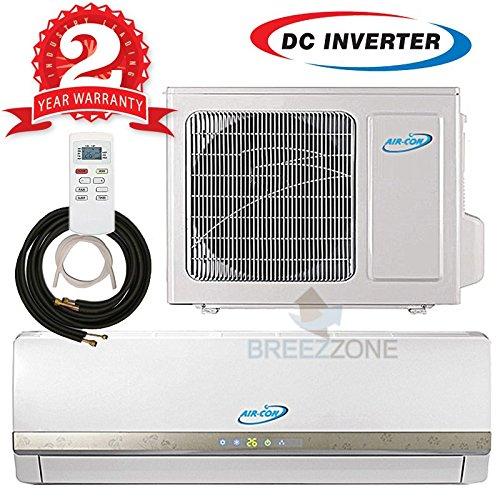 24000 Btu Ductless Mini Split Air Conditioner Heat Pump