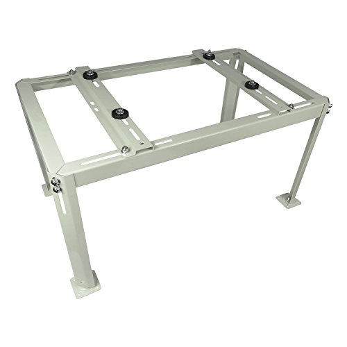 Mini Split Table U2013 Ductless Heat Pump Support U2013 Condenser Mounting Table  For Air Conditioner. Painted Steel