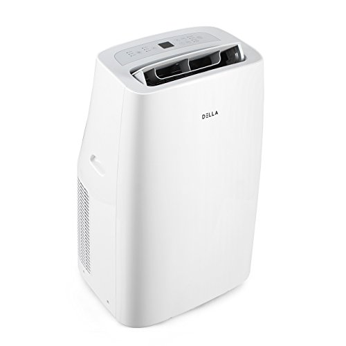Della 12 000 Btu Cooling Portable Air Conditioner Quiet